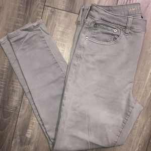 American Eagle Gray Jeans